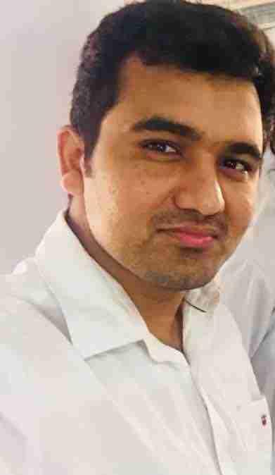 Dr. Rathod Prakash's profile on Curofy