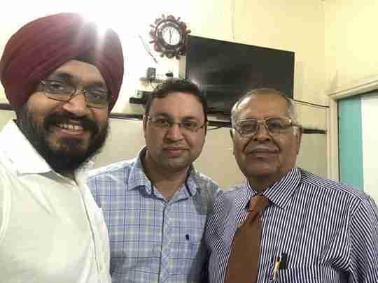 Dr. Nishant Setia's profile on Curofy