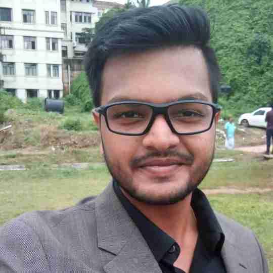 Varun Vijayan's profile on Curofy