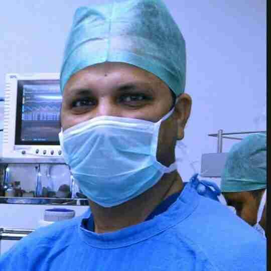 Dr. Tarique Ansari's profile on Curofy
