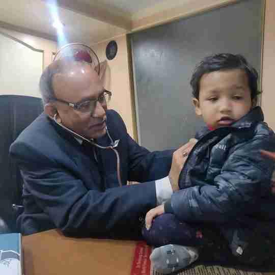 Dr. Sujit Kumar Sarkar's profile on Curofy