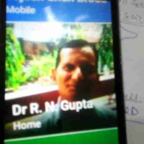 Dr. Ram Gupta's profile on Curofy