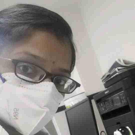 Dr. Komal Soni's profile on Curofy