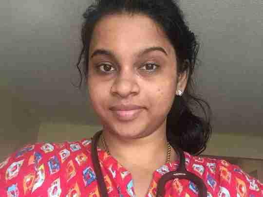 Dr. Priya Sandhya Prakash's profile on Curofy
