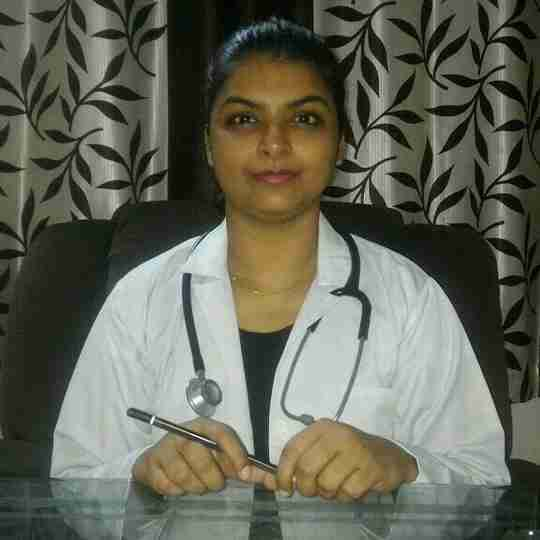 Dr. Manisha Roy's profile on Curofy