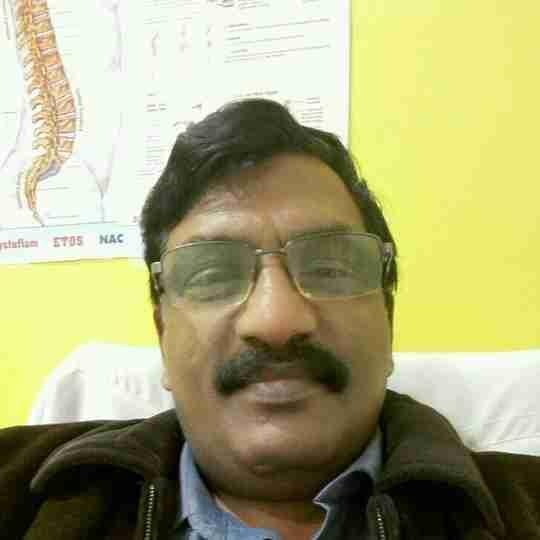 Dr. Pavuluri Satyanarayana Prasad's profile on Curofy