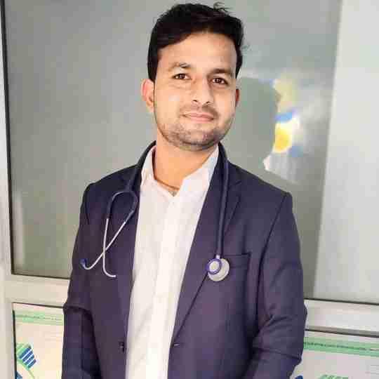 Dr. Shiv Kumar Gupta's profile on Curofy