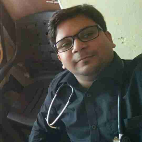 Dr. Shubham Mishra's profile on Curofy