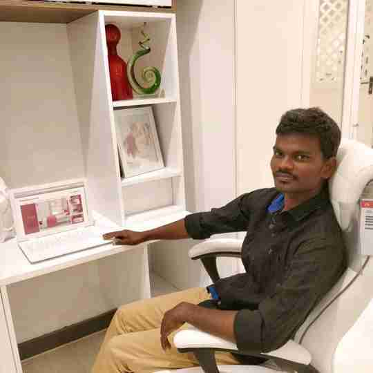 Dr. Balachandar B's profile on Curofy