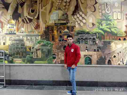 Lavesh Chaudhary's profile on Curofy