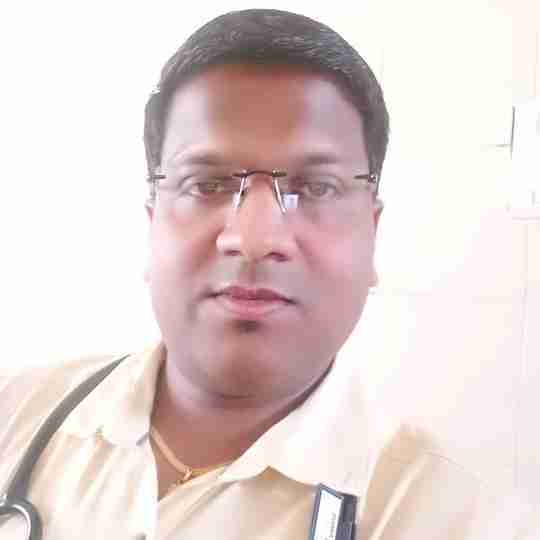 Dr. Dipak's profile on Curofy