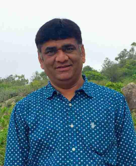 Pinakin Patel's profile on Curofy