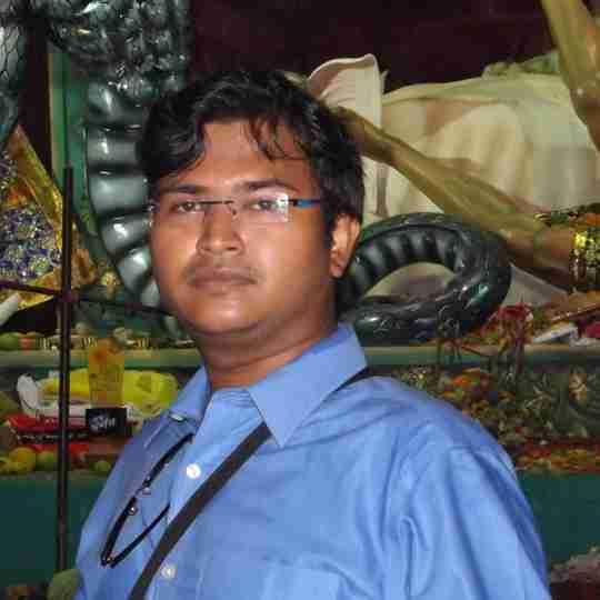 Dr. Santu Saha's profile on Curofy