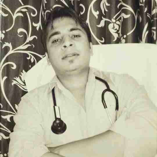 Dr. Vikas Verma's profile on Curofy