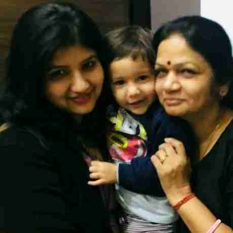 Dr. Jyoti Sharma's profile on Curofy