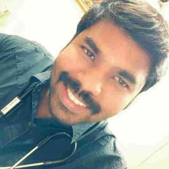 Dr. Kishorekumar Mahadevan's profile on Curofy