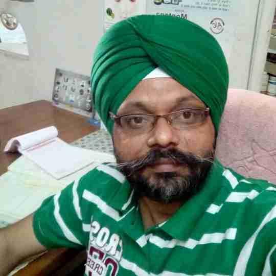 Dr. Inderjeet Singh Malhotra's profile on Curofy