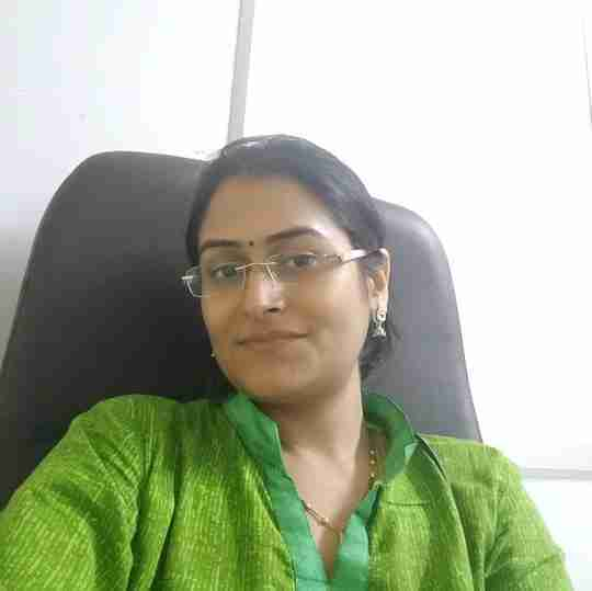 Dr. Mukta Verma's profile on Curofy