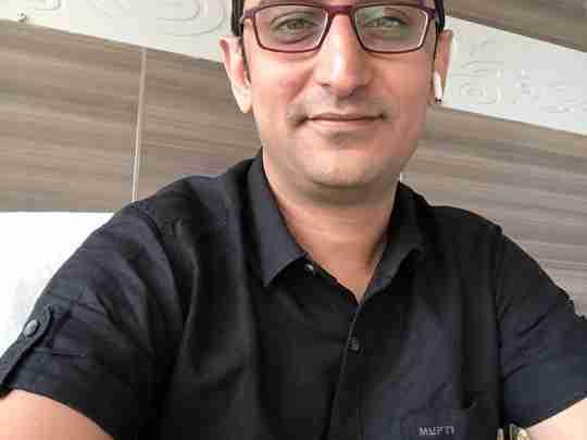 Dr. Vimal Vyas's profile on Curofy