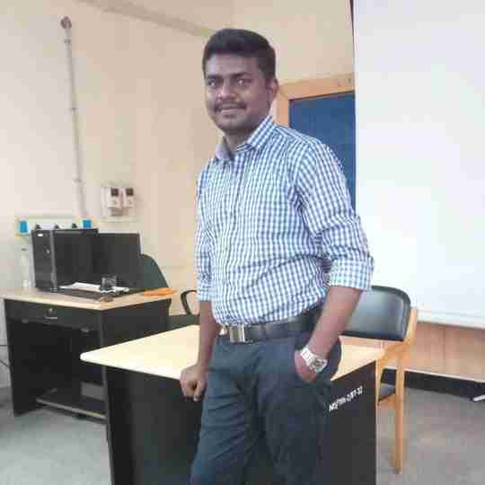 Muthu Karthikeyan's profile on Curofy