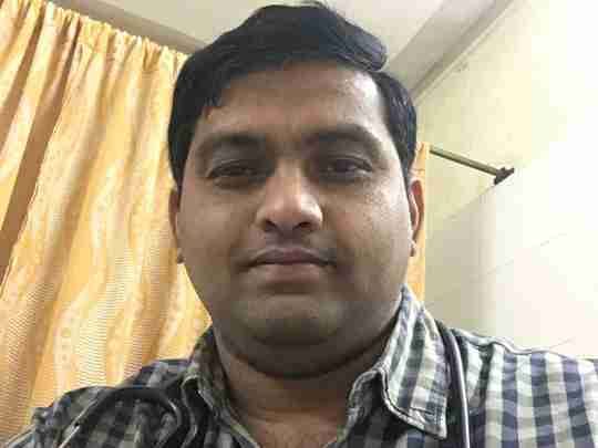 Dr. Chenna Reddy Vyyuru's profile on Curofy