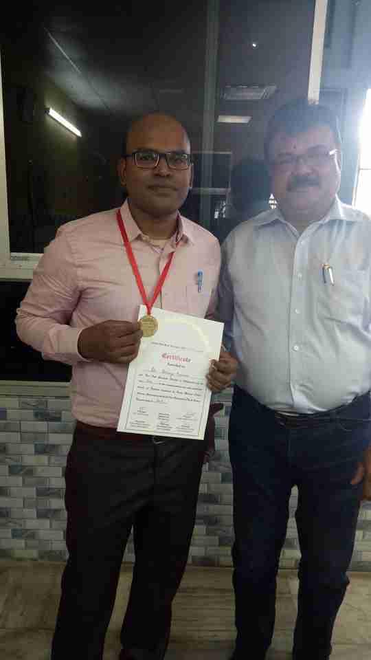 Dr. Binay Kumar's profile on Curofy