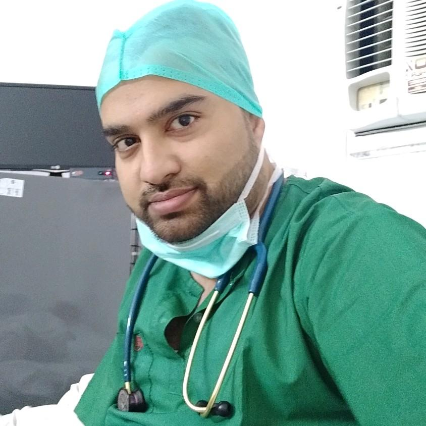 Dr. Mohd Asim's profile on Curofy