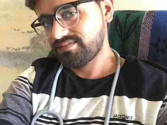 Dr. Mashung Chaudhary's profile on Curofy