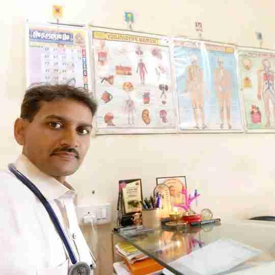 Dr. Mahesh Batewar's profile on Curofy