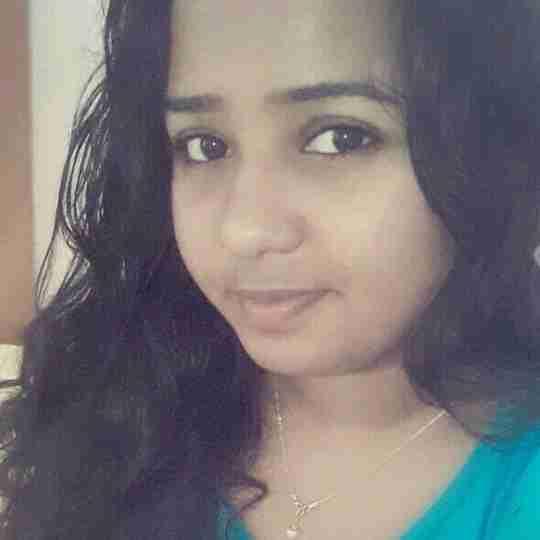 Athulya S Rajan's profile on Curofy