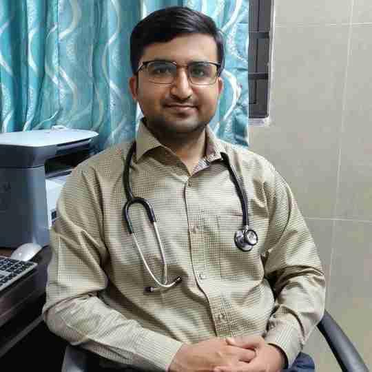 Dr. Malav Patel's profile on Curofy