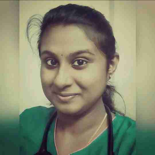 Dr. Pooja S Nair's profile on Curofy