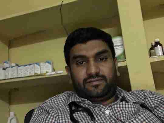 Dr. Syed.yakhoob Ali's profile on Curofy