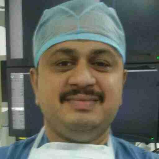 Dr. Vijaykumar Shabadi's profile on Curofy