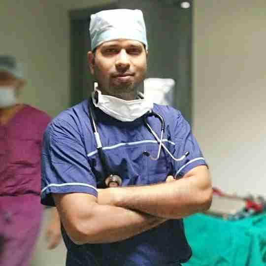 Dr. Bhagwati Prasad Dewangan's profile on Curofy