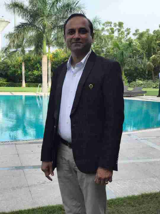 Dr. Rakeshkumar Patel's profile on Curofy