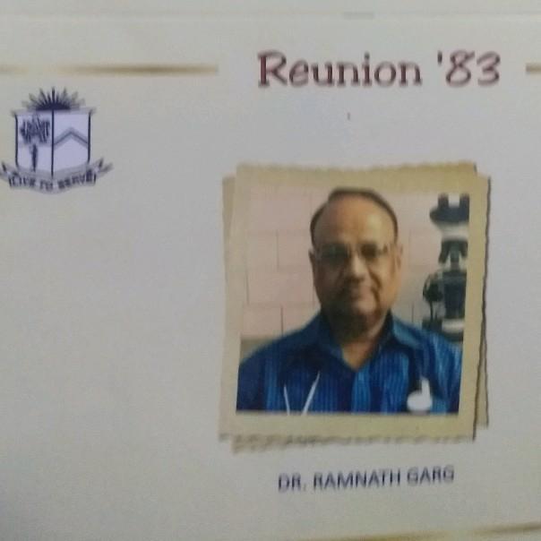 Dr. R. N. Garg's profile on Curofy