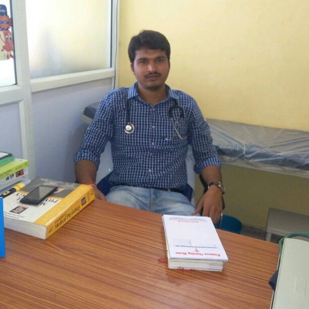 Dr. Basavaraj Magadum's profile on Curofy