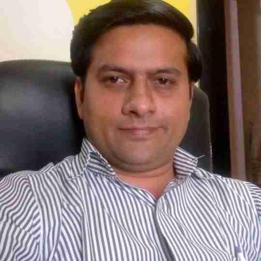 Dr. Yogesh Patil's profile on Curofy