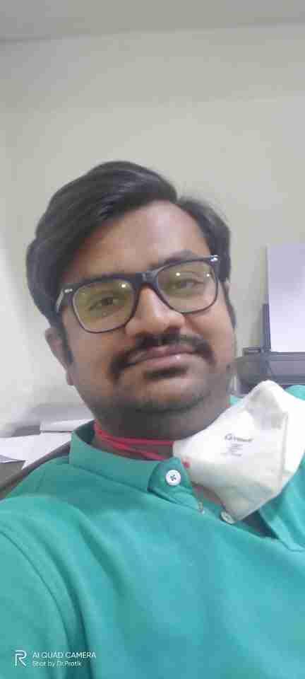 Dr. Pratik Jaswant Shah's profile on Curofy