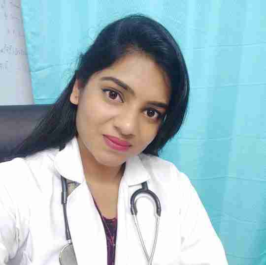 Dr. Sai Pradeepthi's profile on Curofy