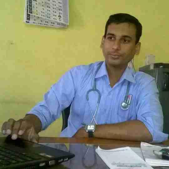 Dr. Mangesh Hadke's profile on Curofy
