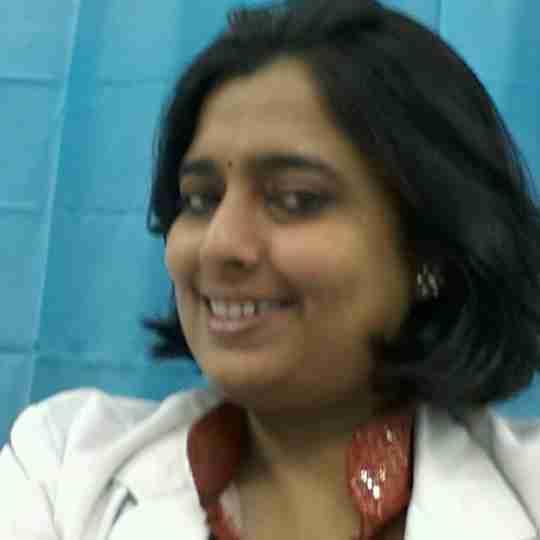 Dr. Komal Singh's profile on Curofy