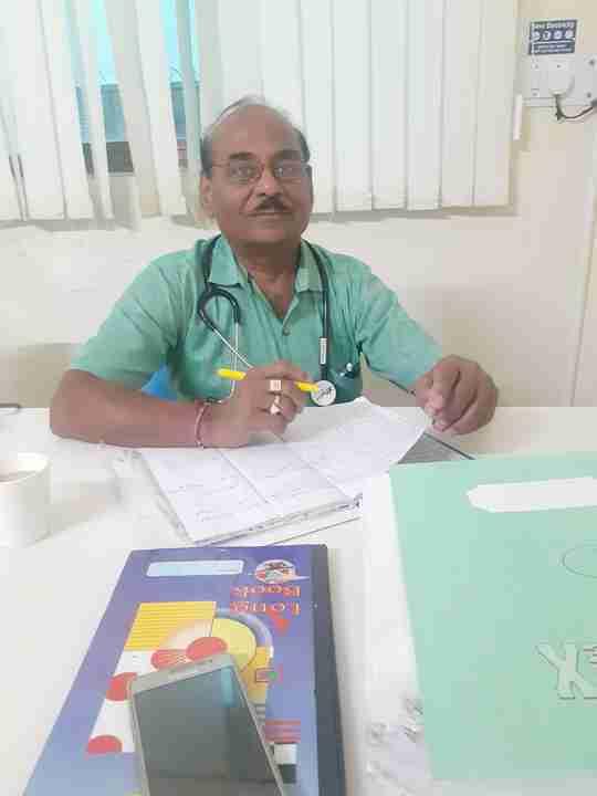 Dr. Prajesh Dixit's profile on Curofy