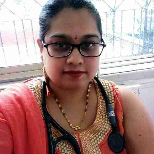Dr. Sheetal Pawar's profile on Curofy