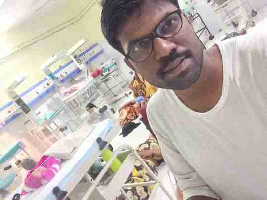 Dr. Marishikyam Rangaswamy's profile on Curofy