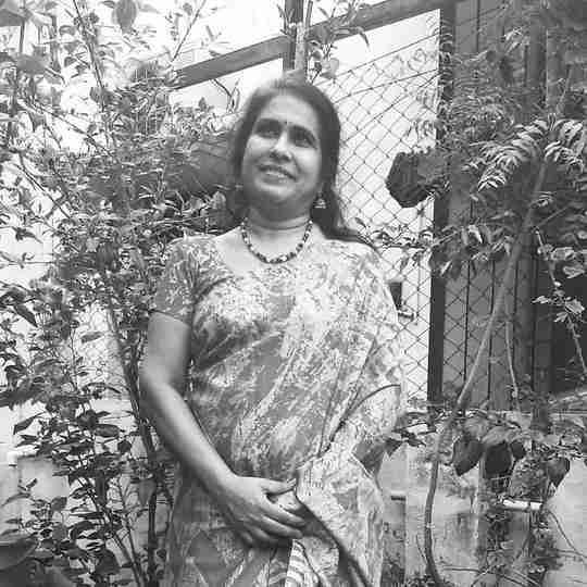 Dr. Usha V's profile on Curofy