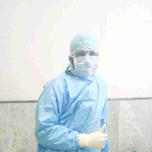 Dr. Vishnu Pratap Singh Chauhan's profile on Curofy