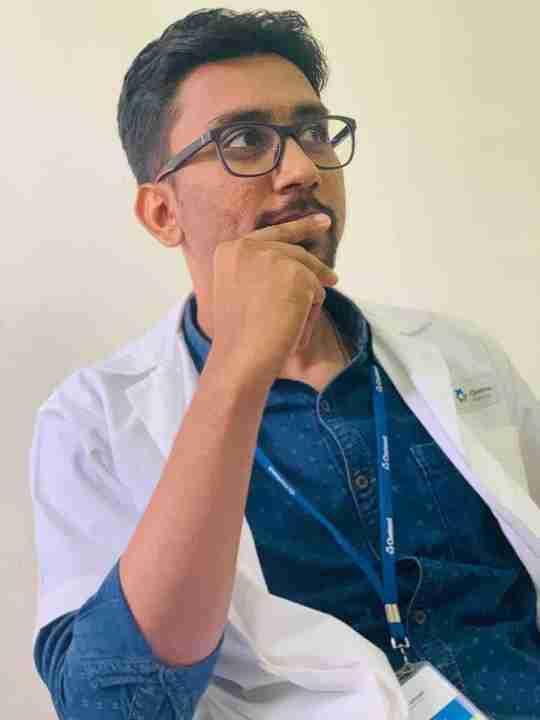 Dr. Kaliraj Murugaraj's profile on Curofy