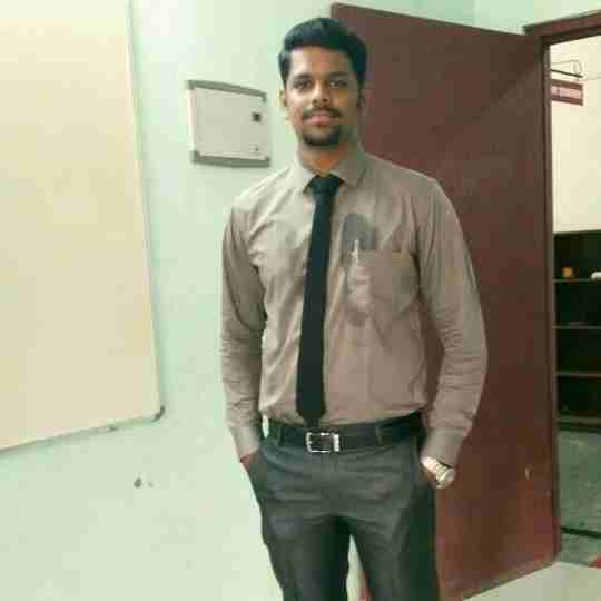 Swasthik Jain's profile on Curofy